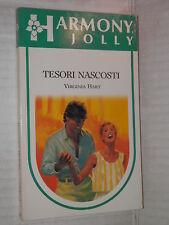TESORI NASCOSTI Virginia Hart Harlequin Mondadori 1991 harmony jolly 671 romanzo