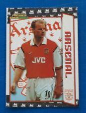 Denis Bergkamp Arsenal - Merlin Premier League GOLD 2000 card