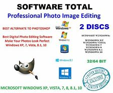 NEW!!! Professional Photo Image Editing Software GIMP with PDF Guide CD