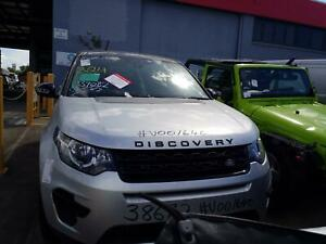 LAND ROVER DISCOVERY SPORT 2018 VEHICLE WRECKING PARTS ## V001640 ##