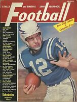 1960 Street and Smiths Football Yearbook - Rich Mayo Cover