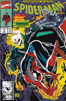 SPIDER-MAN #7 (1991)(TODD MCFARLANE ART) COMIC BOOK ~ Marvel Comics