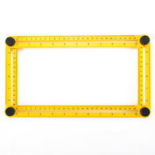 General Measuring Instrument Angle-izer Template Tool Four Sided Ruler Mechanism