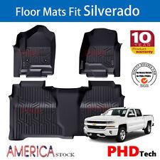 ACC 1992-1998 Chevy C3500 Carpet Replacement Cutpile Complete Fits: Crew Cab Factory Fit