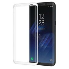 Samsung Galaxy S9 S8 Plus Note 8/9 4D Full Cover Tempered Glass Screen Protector