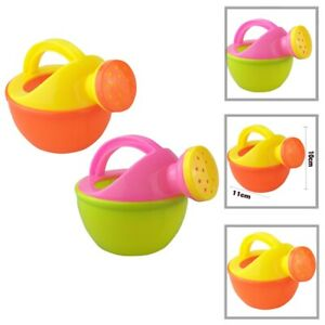 Beach Sand Watering Can Toys Kids Children Child Bath Playing Game Fun Hot