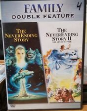 The Neverending Story / The Neverending Story II: The Next Chapter (DVD) (N)