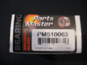 Wheel Bearing Front Parts Master PM510063 fits ford,lexus,mazda,toyota etc. New