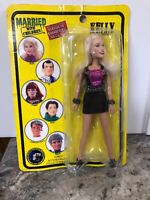 Rare NEW Classic TV Toys Christina Applegate As  Kelly Married with Children