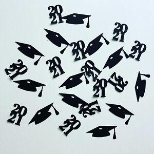 Graduation 2021 Paper Table Confetti
