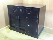 Japanese Asian Tansu Chest W40 H34 D26cm kg Shipping SAL 3weeks arrive!