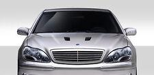 00-02 Mercedes S Class W220 Duraflex Black Series Look Hood - 1 Piece 112194