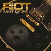 RIOT - ARMY OF ONE (REISSUE)   CD NEUF