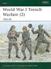 Osprey Elite 84: World War I Trench Warfare (2)  1916 -