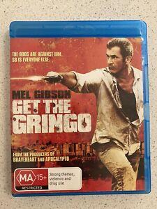 Get The Gringo Blu Ray 2012 Mel Gibson