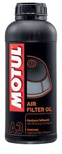 MOTUL MC CARE ™ A3 AIR FILTER OIL ACEITE FILTRO AIRE 1 litro para Esponja de
