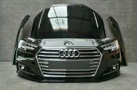 Audi A4 8W B9 3.0 TDI Front Motorhaube Kühler Stoßstange Scheinwerfer LED BEAM