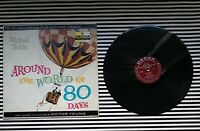 Around The World In 80 Days 1959 Soundtrack LP Victor Young Decca DL 9046 Vinyl