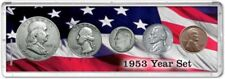 Year Coin Gift Set, 1953