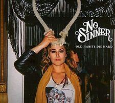 NO SINNER - OLD HABITS DIE HARD [DIGIPAK] NEW CD