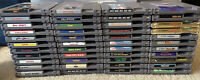 Nintendo NES Cartridge Lot- TESTED- Discounts For Multiples- Free Shipping