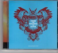 (FT620) Under The Influence of Giants, Self Titled Debut Album - 2006 DJ CD