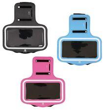 Universal Smartphone Handy Sport-Armband Tasche verstellbar Klettverschluss Case