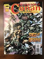 Savage Sword Of Conan 235 Final Issue 1995 High Grade Low Print Marvel Magazine