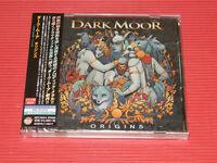 2018 DARK MOOR ORIGINS  JAPAN  2 CD DELUXE EDITION WITH BONUS TRACK