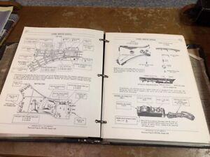 Lionel Postwar - Service Station Parts Manual C
