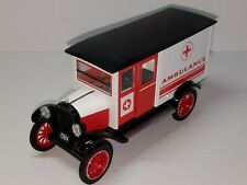 1/32 NATIONAL MOTOR MUSEUM 1924 CHEVROLET AMBULANCE NO. SS-C5130M