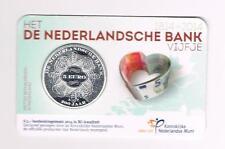 5 EURO COINCARD DE NEDERLANDSCHE BANK 2014 BU