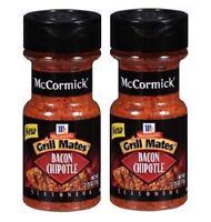 McCormick Grill Mates Bacon Chipotle Seasoning 2 Pack