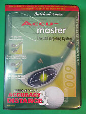 Butch Harmon Accu Master Golf Targeting System Accuracy And Distance VHS
