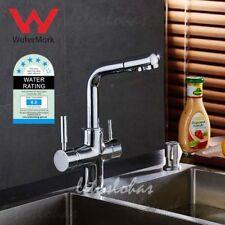 Premium RO Pure Drinking Water Supply Spout 3 Way Kitchen Mixer Swivel Sink Tap