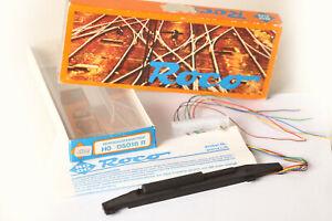 Roco H0 05018 R Reversing Loop Set Boxed Unused (164285)