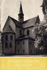 Prospekt, Die Klosterkirche zu Lehnin, 1963
