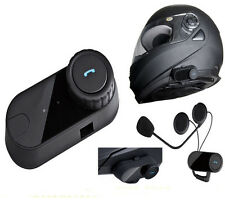 Wireless Motorcycle Bluetooth Helmets Headsets Headphone Calling GPS MP3/4 ipod