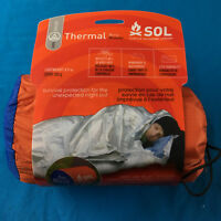 Breathable Thermo Bivvy Sack Emergency Adventure Medical  Lite AD0223 Multi Use