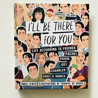 I'll Be There for You Friends TV Show Unofficial Fan Guide Hardcover Book