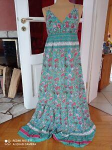 Damen Maxi Kleid von Hallhuber, Gr.M