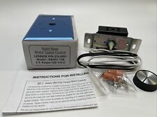 Lennox Solid State Motor Speed Control Part 21l4201