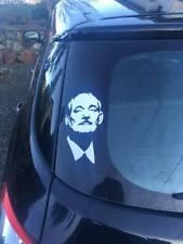 ACTOR BILL MURRAY WHITE VINYL CAR/BOAT DECAL