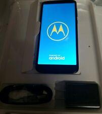 "New listing Motorola Moto G6 5.7"" 32Gb Smartphone Unlocked Cell Phone Black 12Mp Camera #723"