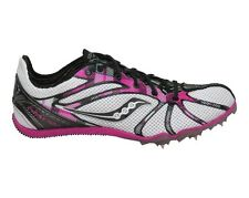 SAUCONY ENDORPHIN MD2 WOMEN'S RUNNING SPIKES SPORTS SHOE # 10061-1  US Size 10.5