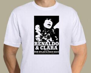 Bob Dylan - Renaldo and Clara promotional poster on T-shirt