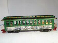 H0 Hawthorne Village Thomas Kinkade's Christmas Express Passenger Train Car
