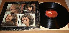 The Beatles Let It Be Vinyl LP Bell Sound Phil Ronnie Apple AR 34001