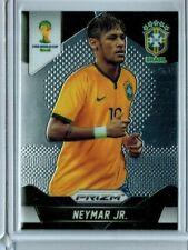2014 World Cup Prizm Neymar Jr. Brazil #112