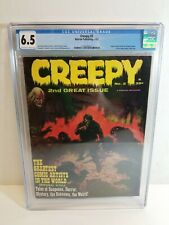 1965 Warren Publishing - Creepy #2 CGC 6.5 Nice
